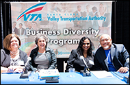 Business Diversity at San Jose City Hall